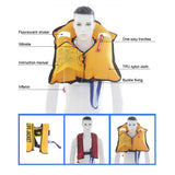 Automatic Inflatable Survival Life Jacket For Swimming & Fishing (FREE SHIPPING)