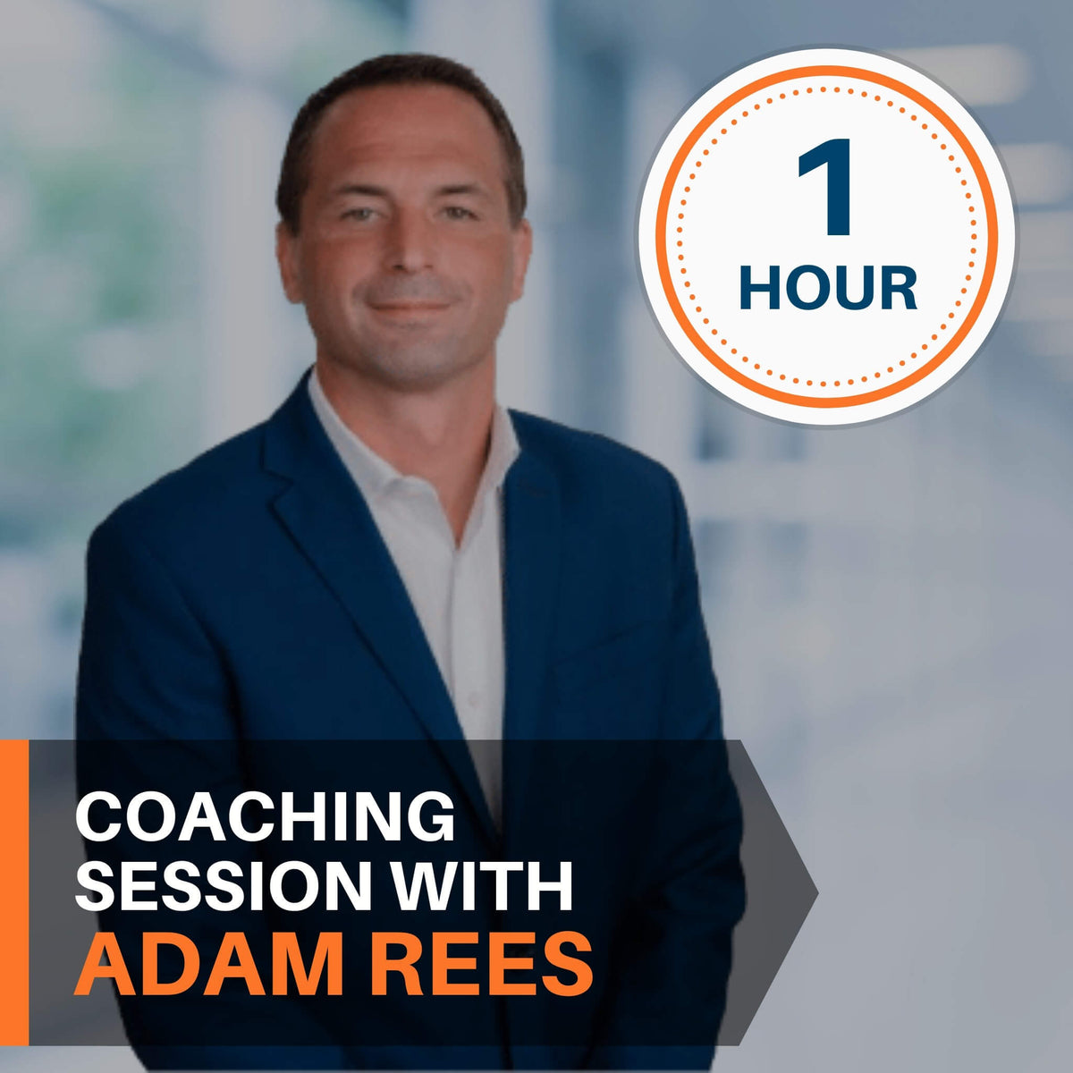 1 hour coaching session with Adam Rees