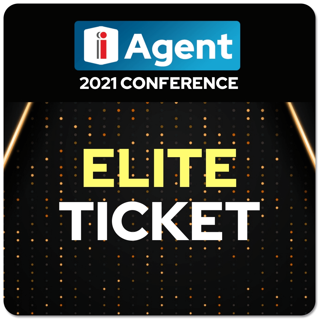 iAgent Conference 2021 (Early Bird - Elite)