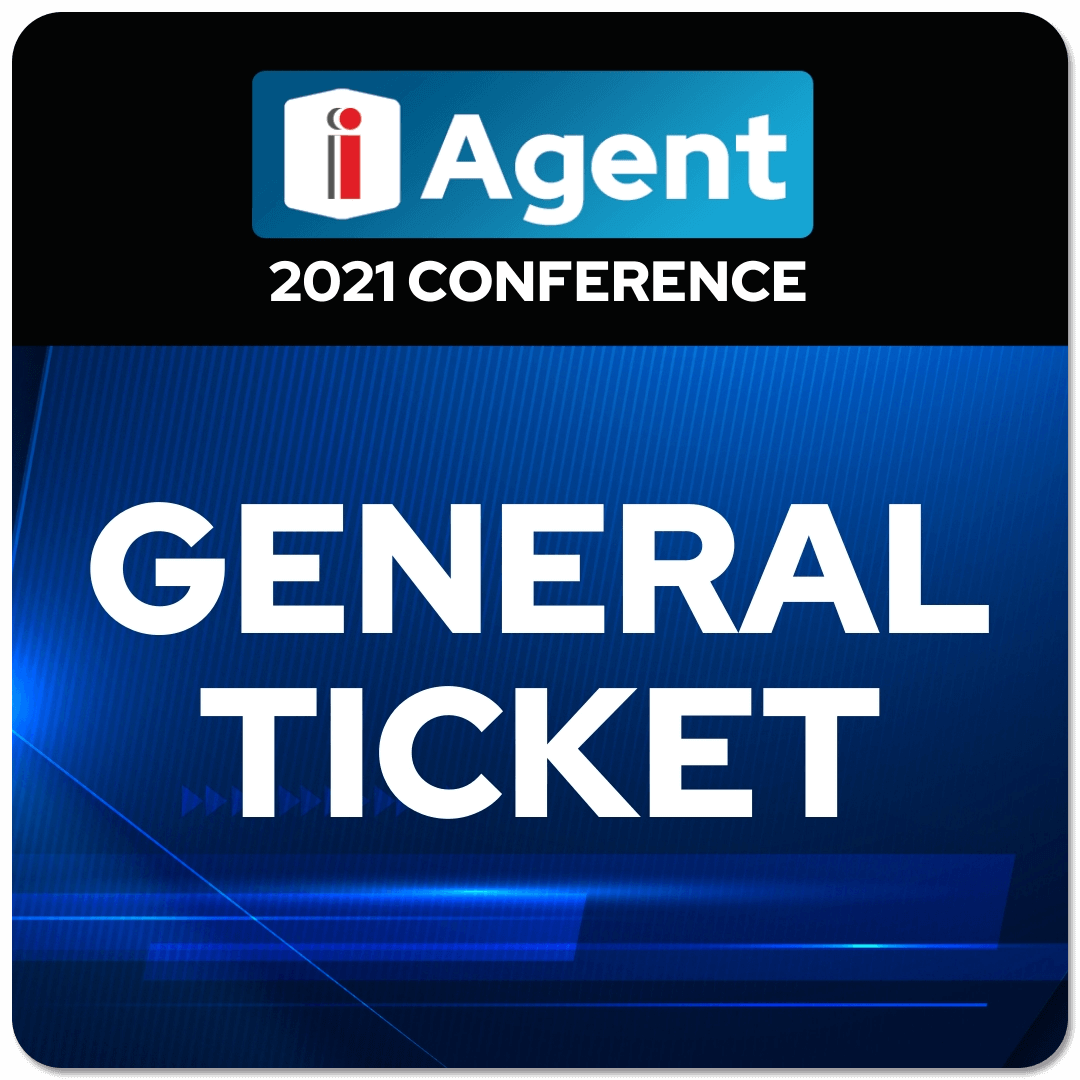 iAgent Conference 2021 (Early Bird - General)