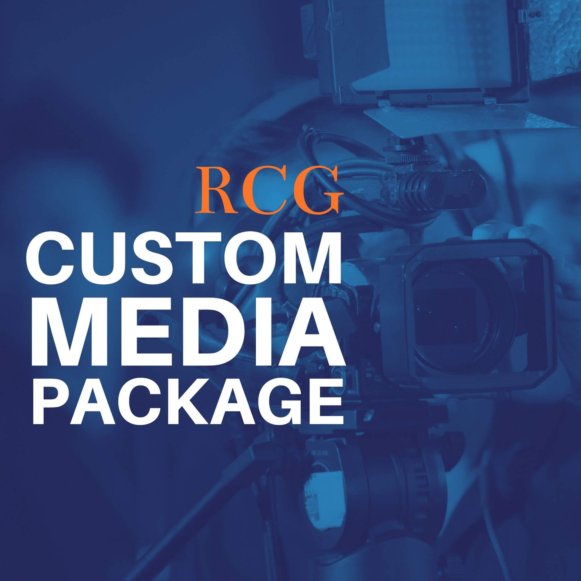 RCG Custom Media Package: Request A Quote