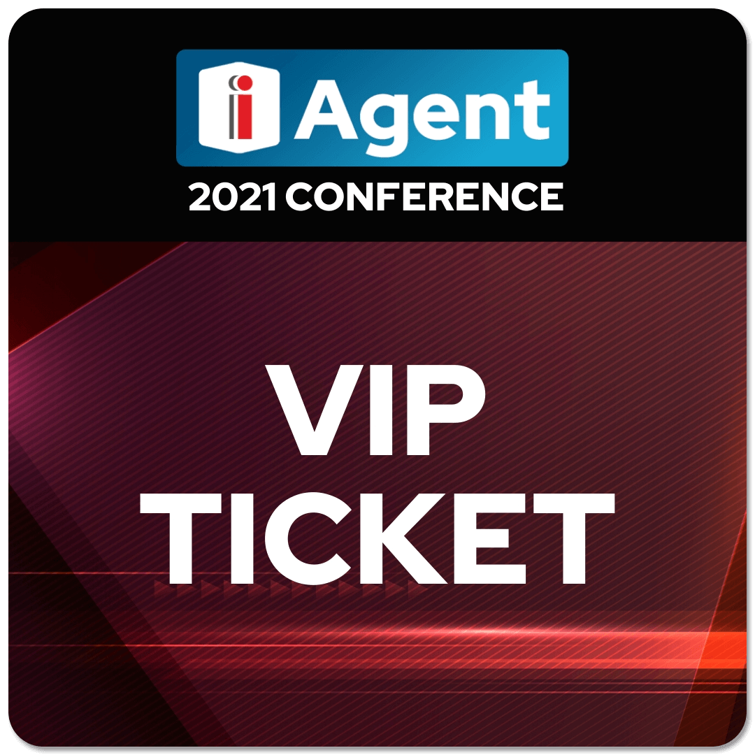 iAgent 2021 Conference (Early Bird - VIP)