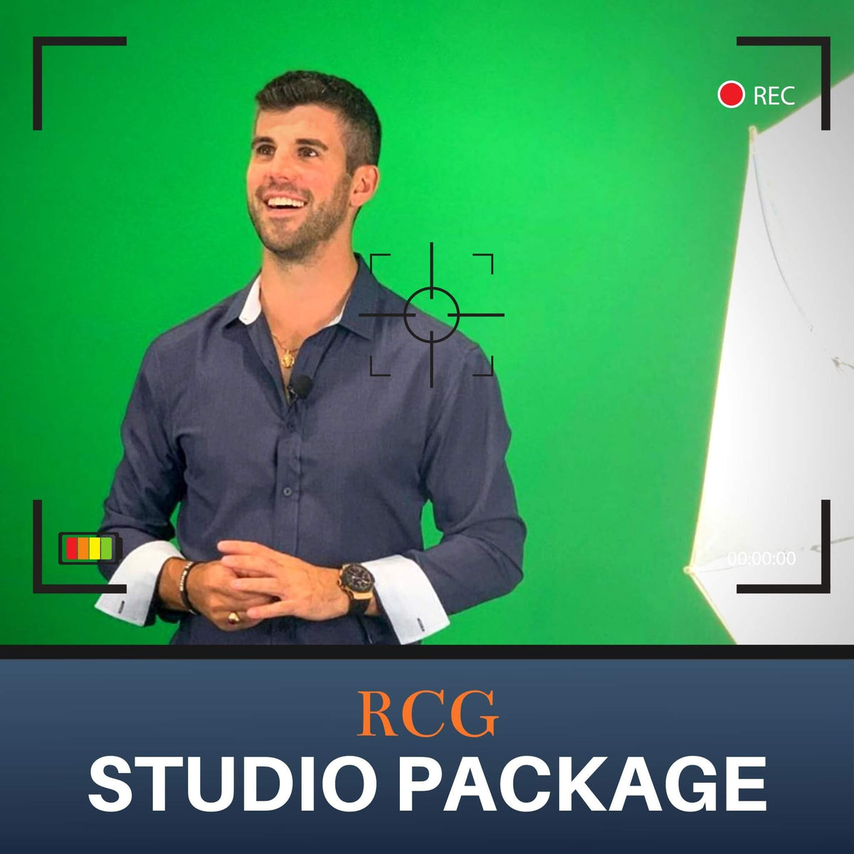 RCG Studio Package: Request A Quote