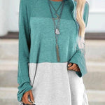 Casual Long Sleeve Top
