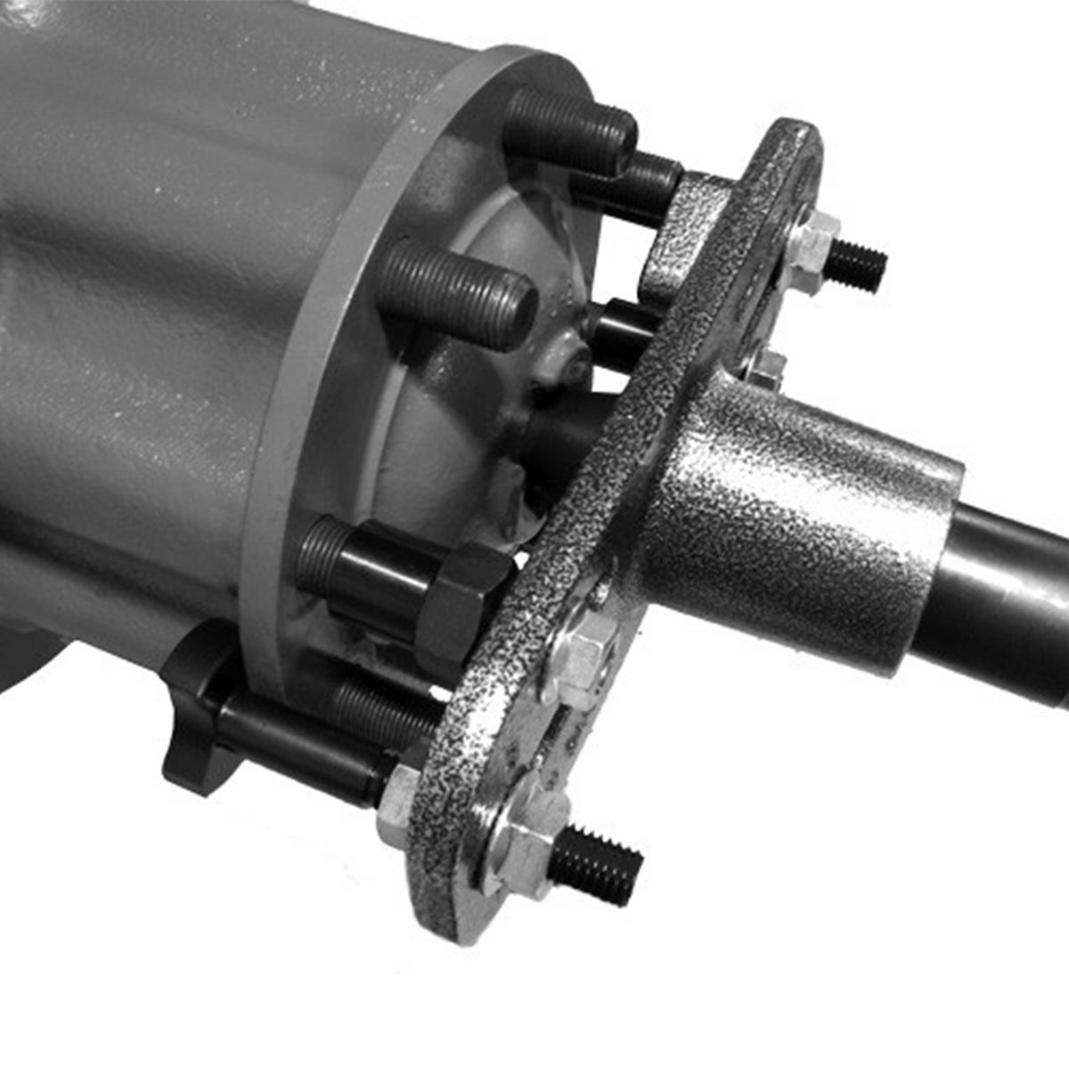 Axle Shaft Puller