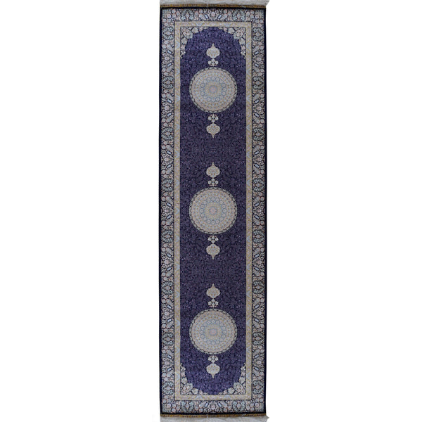 34514 ROYAL SILK RUNNER - Roja Rugs