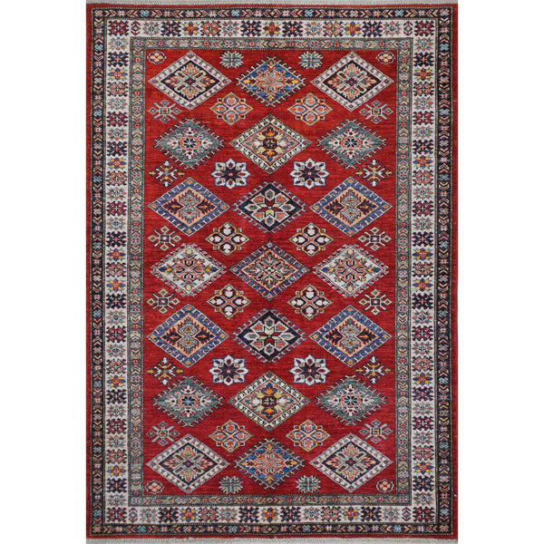 SUPER KAZAK AREA RUG - Roja Rugs