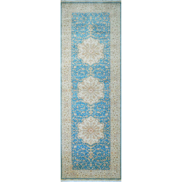 ROYAL SILK RUNNER - Roja Rugs