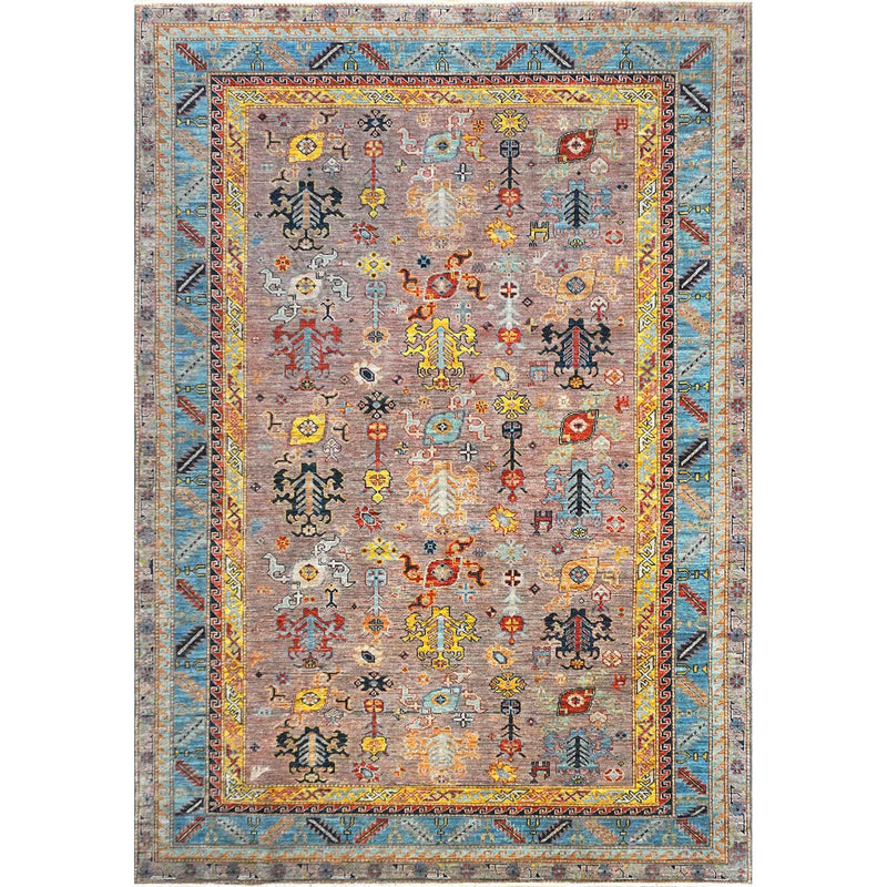 34579 SUPER KAZAK AREA RUG - Roja Rugs