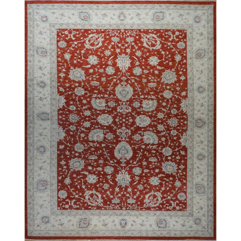 TURKISH OUSHAK AREA RUG