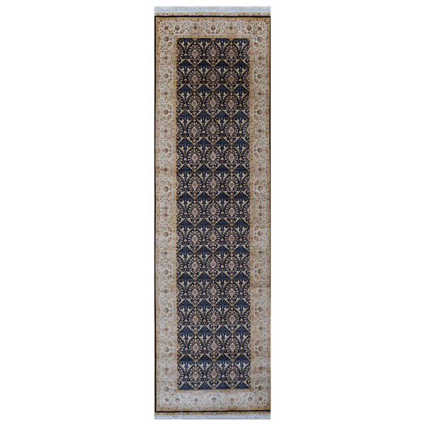 34511 ROYAL SILK RUNNER - Roja Rugs