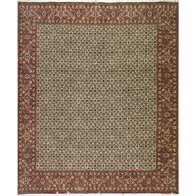 65188 BIJAR HERATI WOOL TRADITIONAL