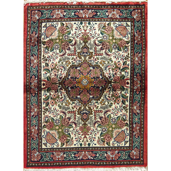 BIJAR WOOL TRADITIONAL RUG 2'6''X3'4''