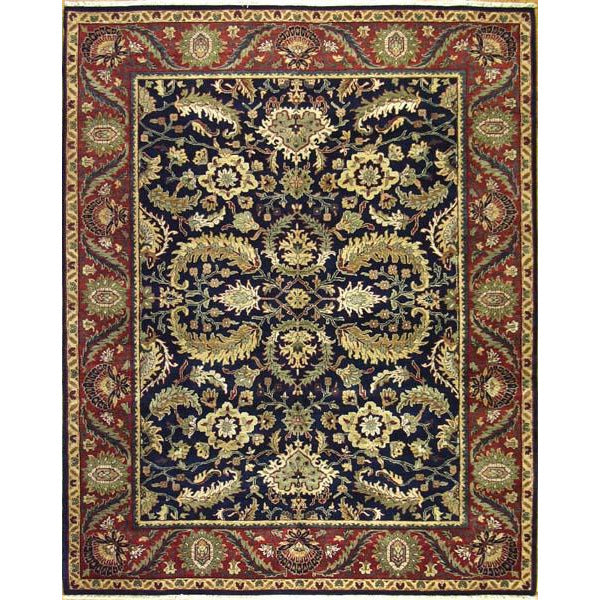 MAHAL WOOL TRADITIONAL RUG 8'X10'