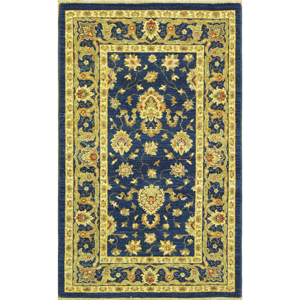 65310  MAHAL WOOL TRADITIONAL RUG 3'X4'10''