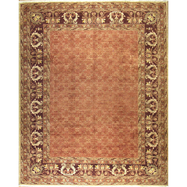65325 OUSHAK WOOL TRADITIONAL RUG 8'X10'