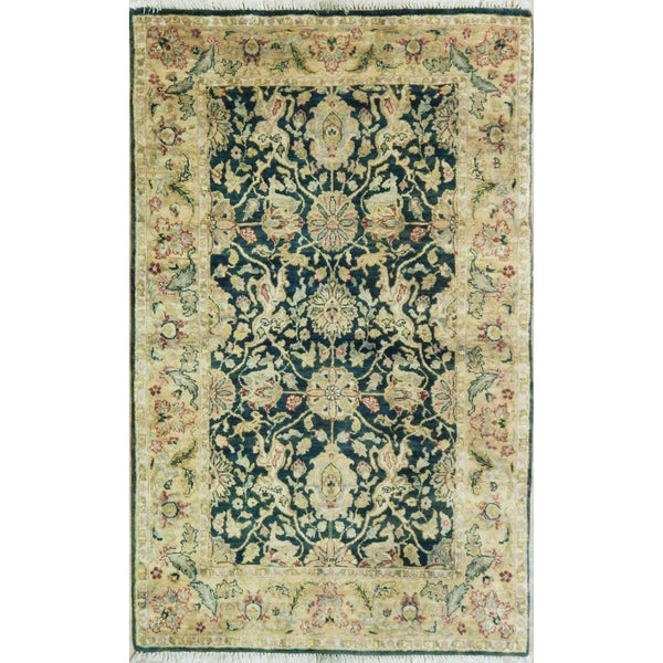 65336 MAHAL WOOL TRADITIONAL RUG 4'X6'