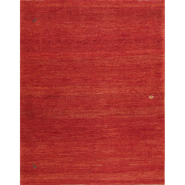 65369 GABBEH WOOL TRADITIONAL RUG 5'3''X6'7''