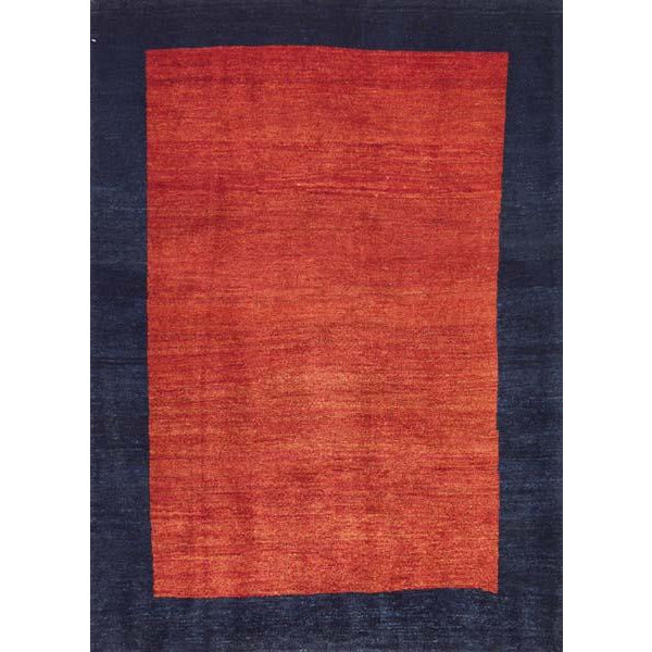 65370 GABBEH WOOL TRADITIONAL RUG 4'8''X6'5''