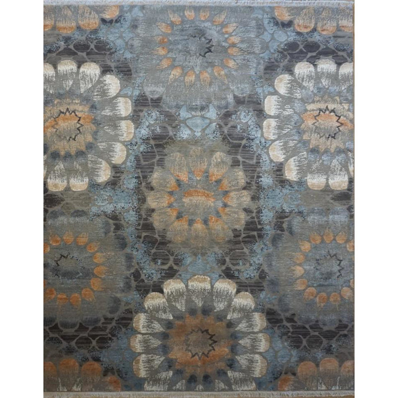 ALL-OVER MODERN AREA RUG