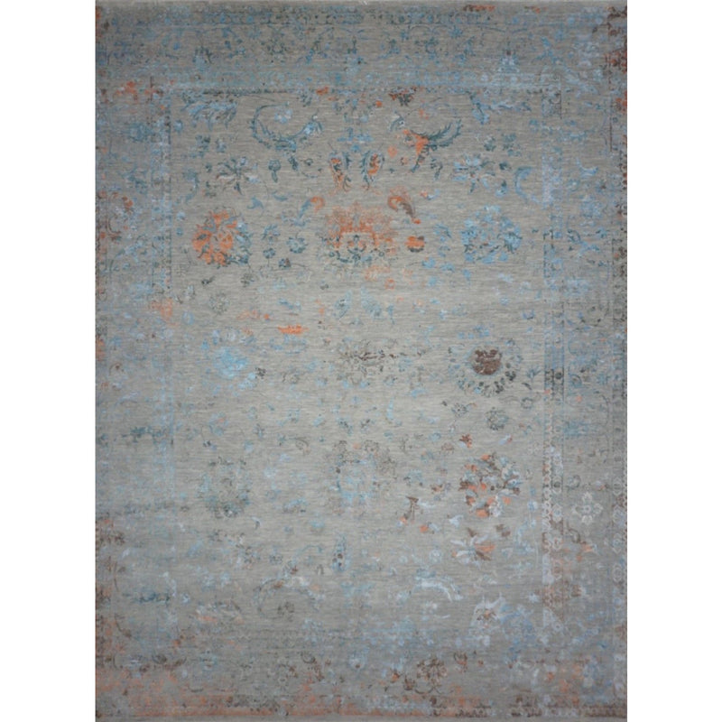 TRANSITIONAL TABRIZ AREA RUG