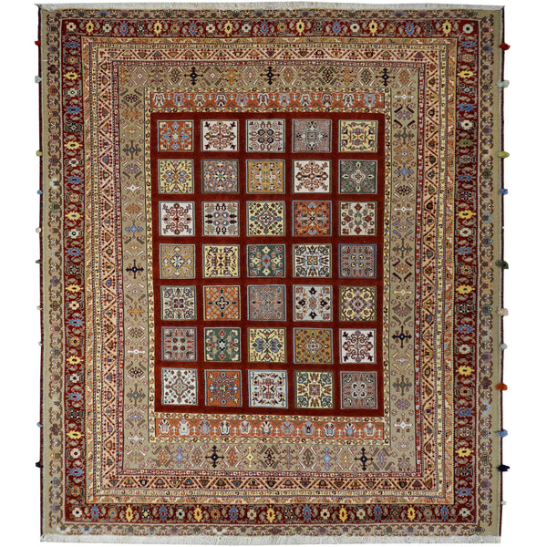 ROJA TRIBAL AREA RUG - Roja Rugs