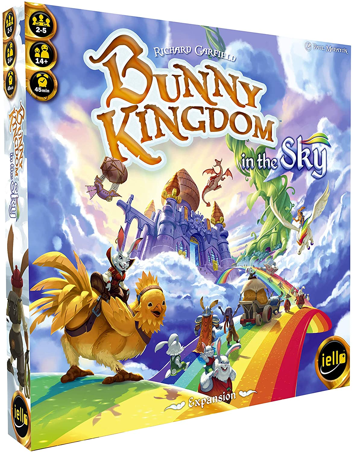 Bunny Kingdom: in The Sky Bunny Kingdom | Games Portal
