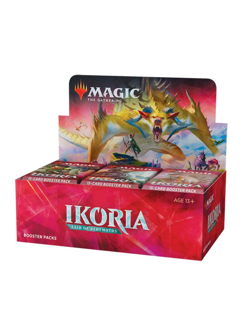 Ikoria: Lair of Behemoths Booster Box | Games Portal