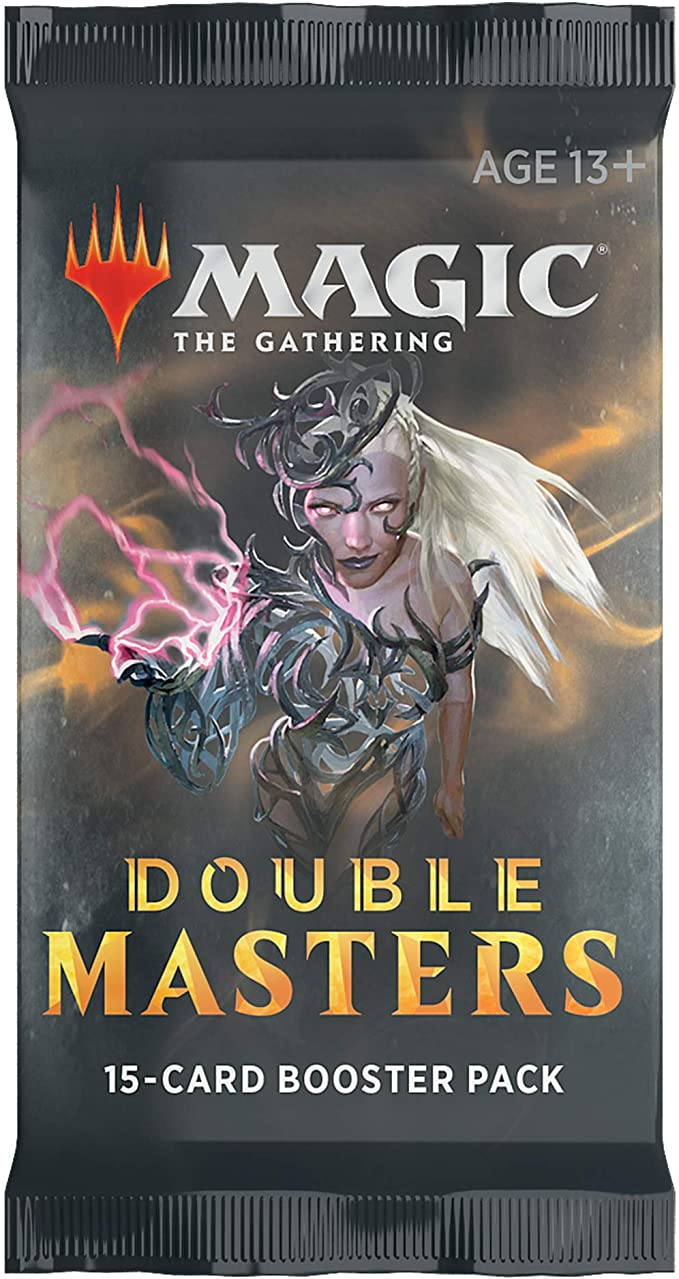Double Masters Booster | Games Portal