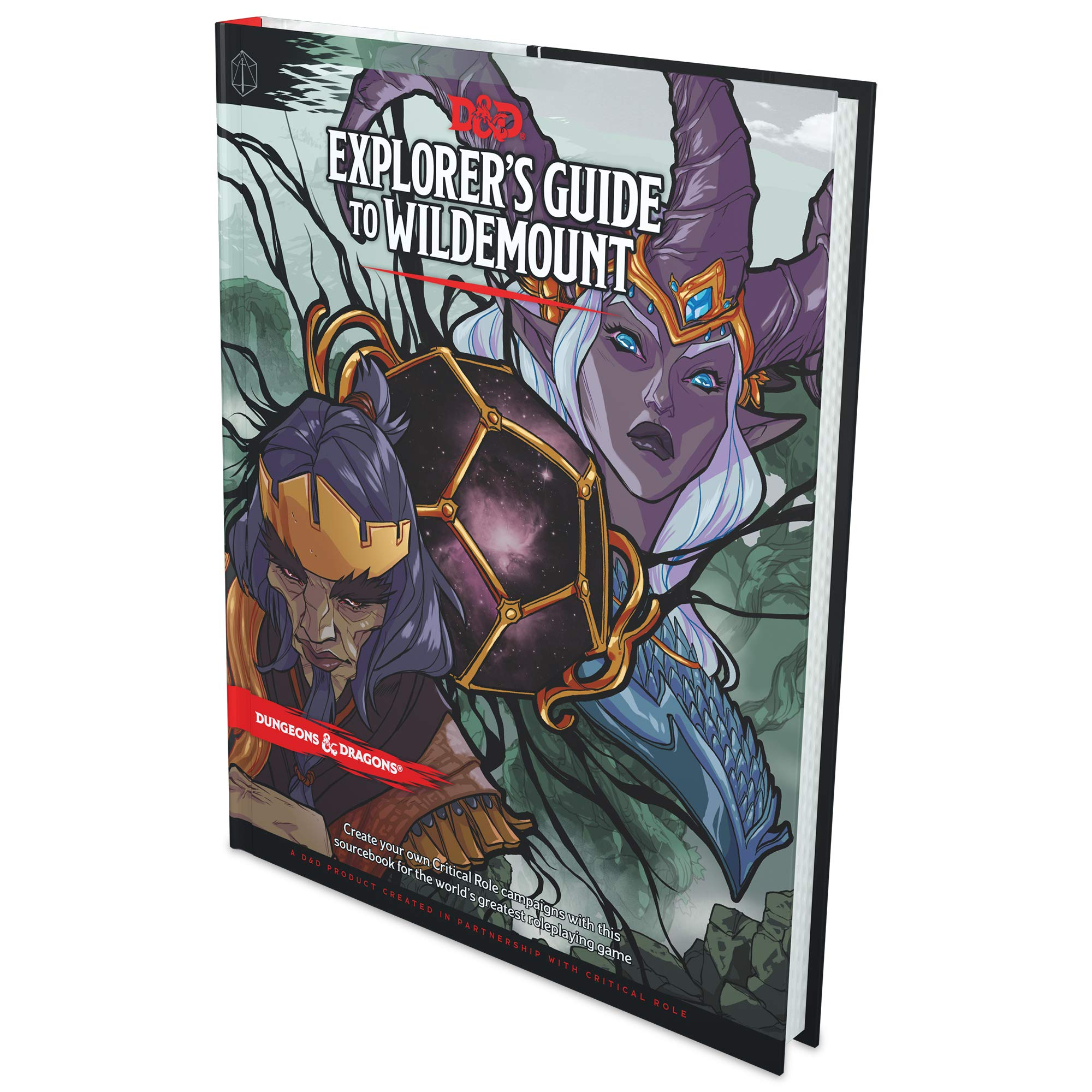 Dungeons & Dragons Explorer's Guide to Wildemount | Games Portal