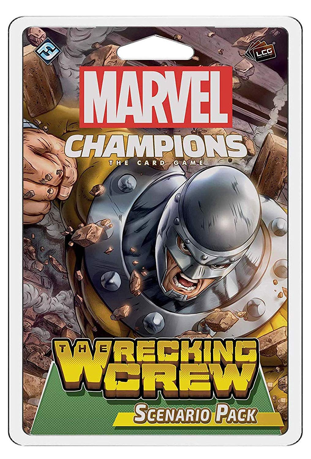 Marvel Champions LCG - The Wrecking Crew Scenario Pack | Games Portal