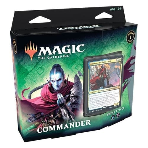 Zendikar Rising - Commander Deck | Games Portal
