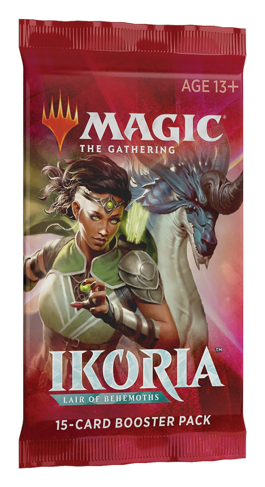 Ikoria: Lair of Behemoths Booster | Games Portal