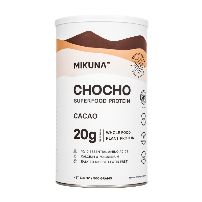 Chocho Superfood Protein Cacao