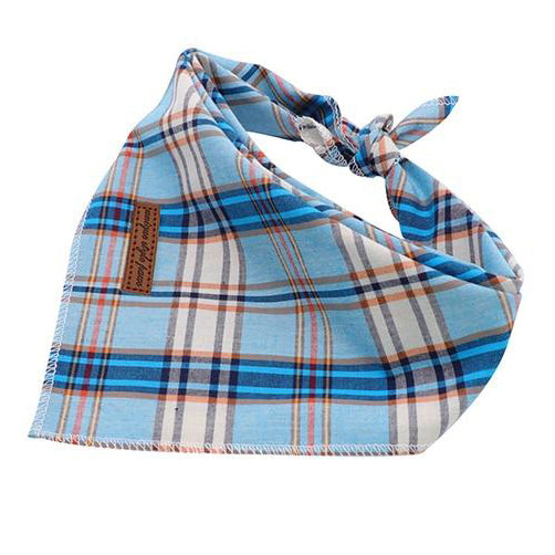 THE ABBOTT & Co 2 Pack Dog Bandana - Browse Co