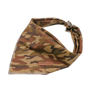 THE CAMO & Co 2 Pack Dog Bandana - Browse Co