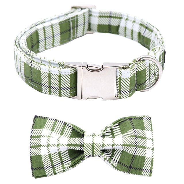 THE GARDEN PLAID