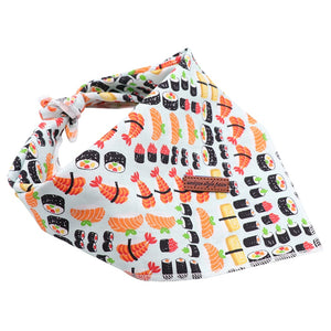 THE SWEET & SUSHI 2pk Dog Bandana