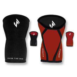 JERKFIT - REVERSIBLE KNEE SLEEVES - myworkoutgear