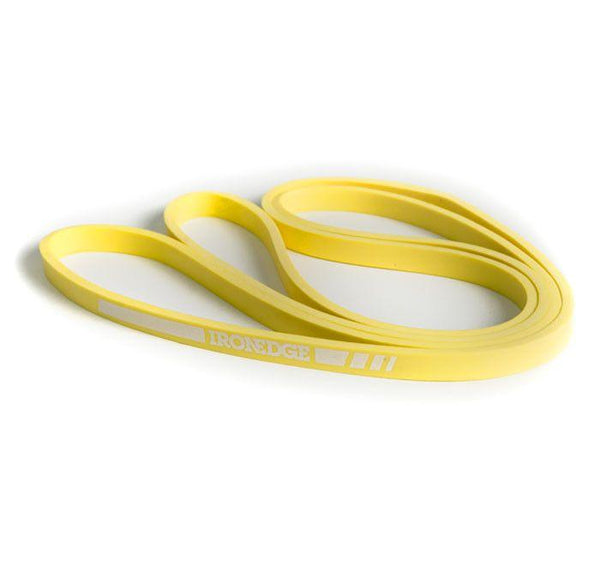 IRON EDGE - X-LIGHT POWER BAND YELLOW.
