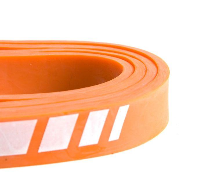 IRON EDGE - LIGHT POWER BAND ORANGE - myworkoutgear