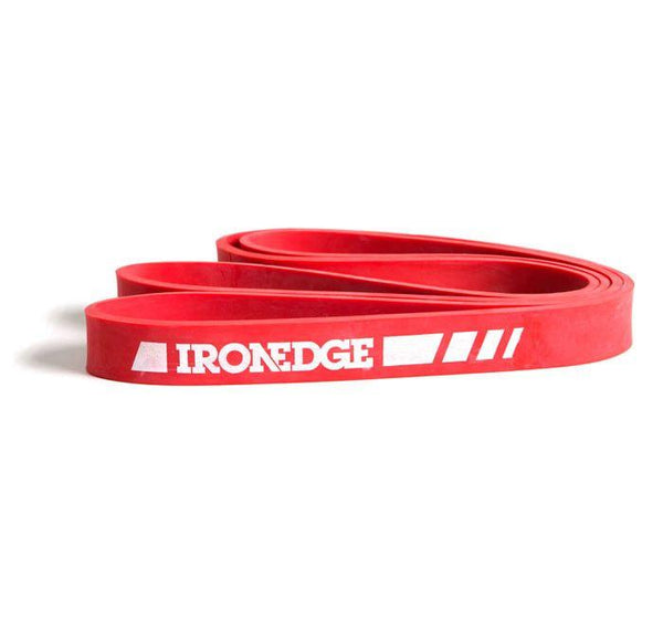 IRON EDGE - MEDIUM POWER BAND RED.