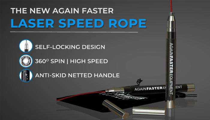 AGAIN FASTER - LASER SPEED ROPE