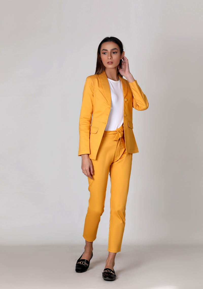 Women Blazer -  Matching Separates - Boss Lady Suit