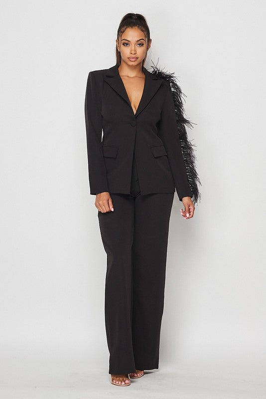 Taking Names Pant Suit