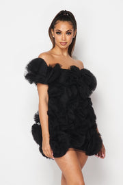 Love Over Board Tulle Dress