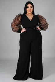 My Wild Side Jumpsuit
