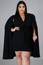 Making Power Moves Blazer Dress-CM