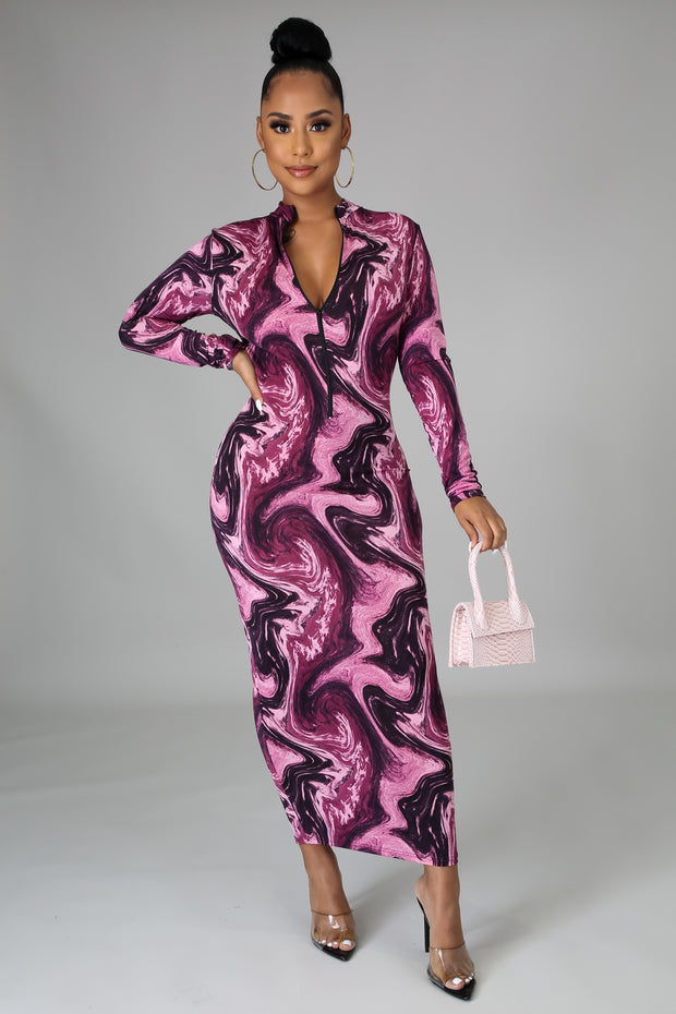 A Night To Remember Maxi Dress