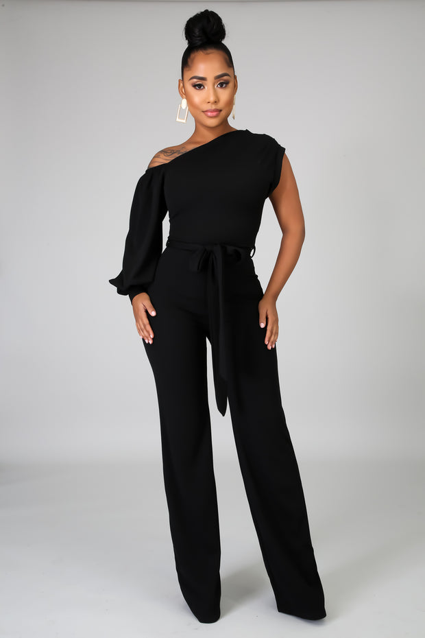 Decision Maker Jumpsuit